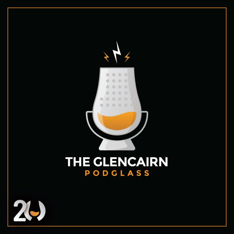 THE GLENCAIRN PODGLASS