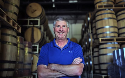 Grand Traverse Distillery: Kent Rabish
