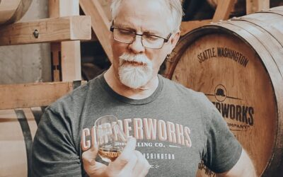 Copperworks Distillery: Jason Parker