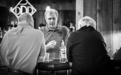 Dry Diggings Distillery: Cris Steller