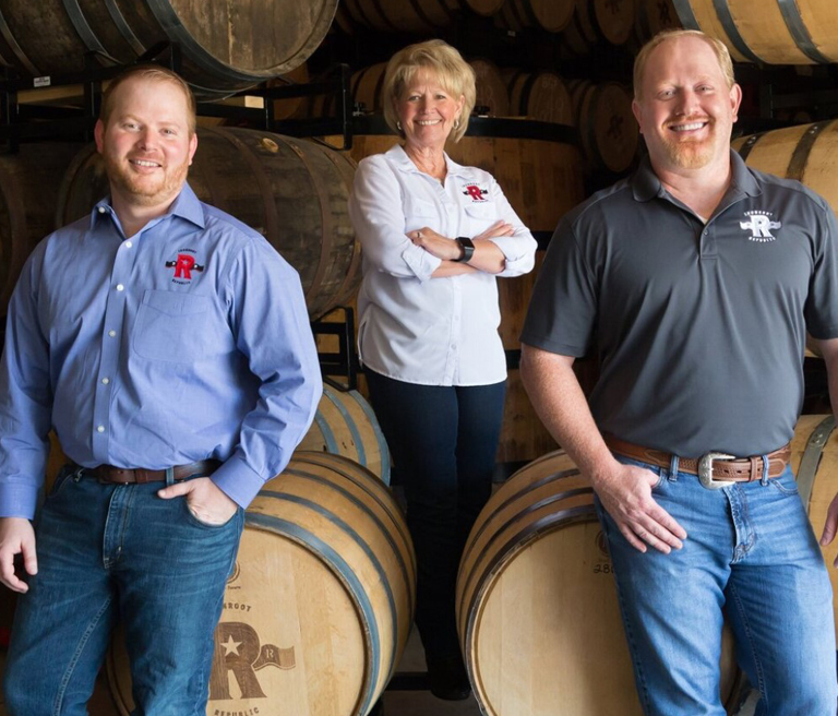 Ironroot Distillery: Jonathan & Robert Likarish